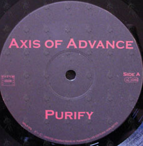 AXIS OF ADVANCE - Purify - 3