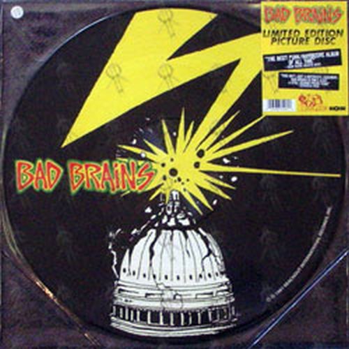 Bad Brains Bad Brains 12 Inch Lp Vinyl Rare Records