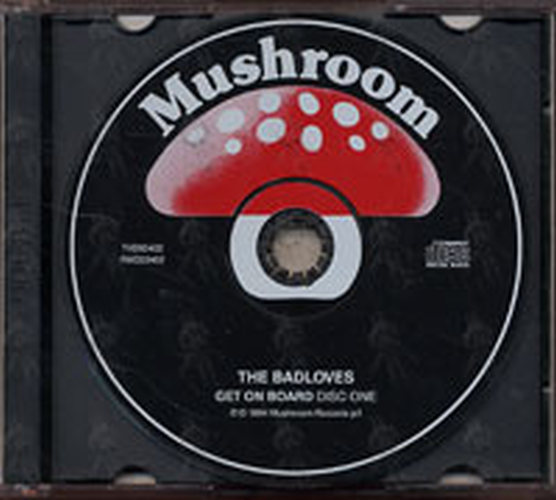 BADLOVES, THE - Get On Board / Out Takes And B Sides (Album, CD ...