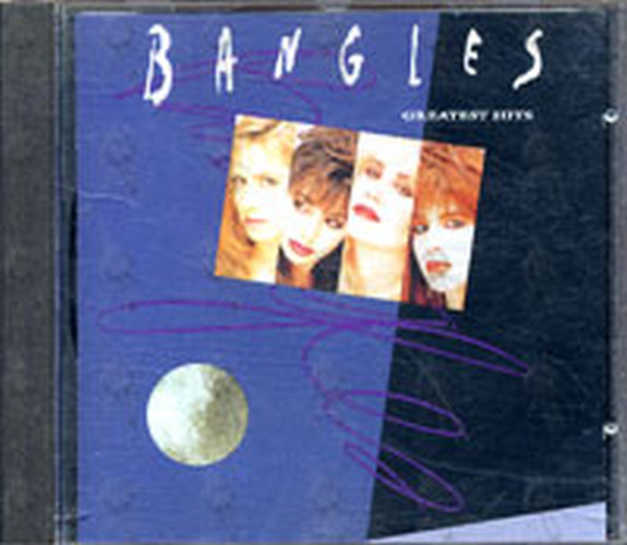 BANGLES-- THE - Greatest Hits - 1