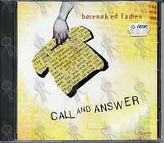Barenaked ladies call and answer pic 526