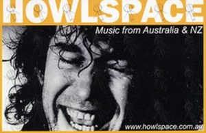 BARNES-- JIMMY - Howlspace Promo Postcard - 1