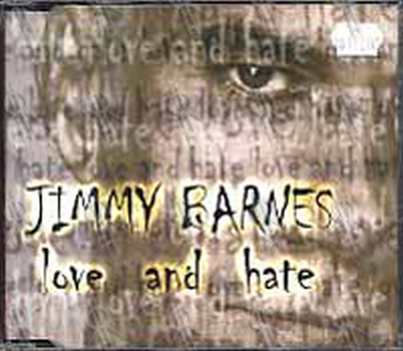 BARNES-- JIMMY - Love And Hate - 1