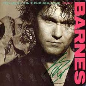 BARNES-- JIMMY - Too Much Ain't Enough Love - 1