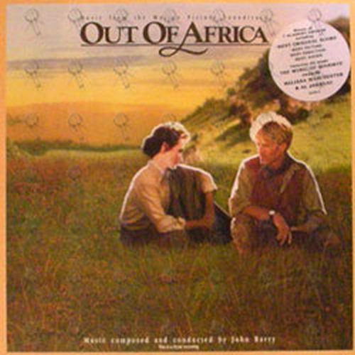 BARRY-- JOHN - Music From The Motion Picture Soundtrack Out Of Africa - 1