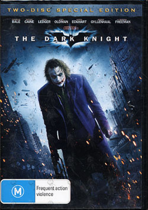 BATMAN - The Dark Knight - 1
