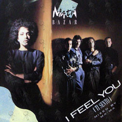 BAZAR-- MATIA - I Feel You - 1