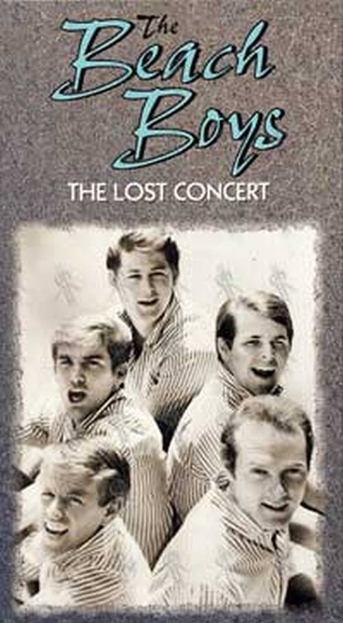 BEACH BOYS-- THE - The Lost Concert - 1