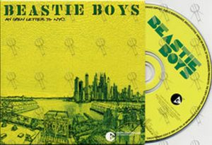 BEASTIE BOYS - An Open Letter To NYC - 1