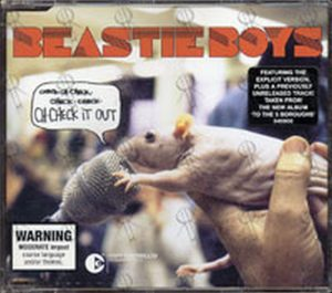 BEASTIE BOYS - Ch-Check It Out - 1