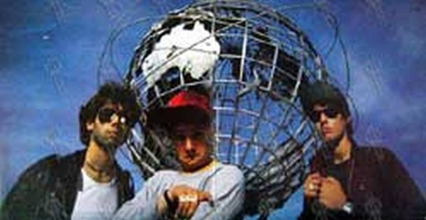 BEASTIE BOYS - Licensed To Ill - 3