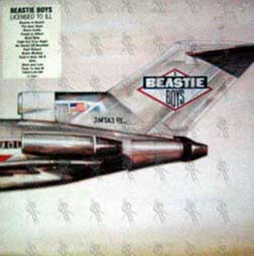 BEASTIE BOYS - Licensed To Ill - 1