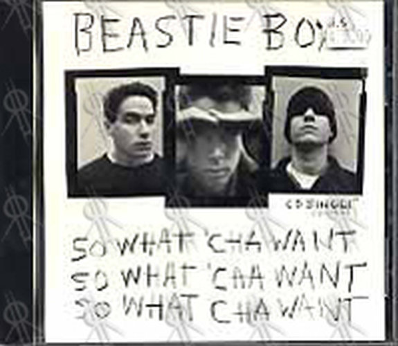 BEASTIE BOYS - So What'cha Want - 1