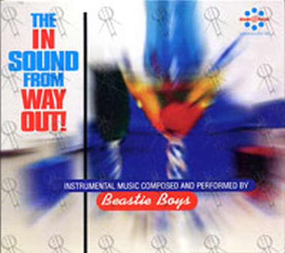 BEASTIE BOYS - The Sound From Way Out! - 1