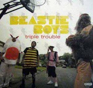 BEASTIE BOYS - Triple Trouble - 1