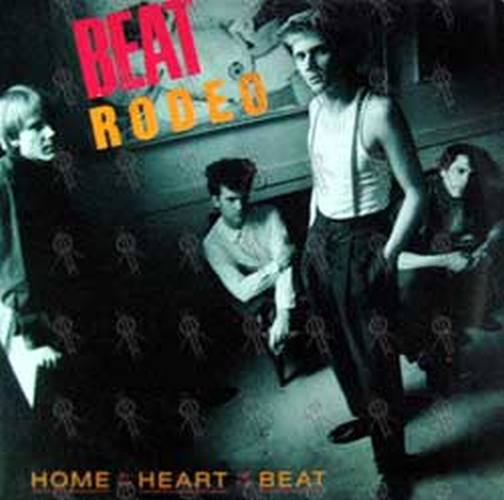 BEAT RODEO - Home In The Heart Of The Beat - 1