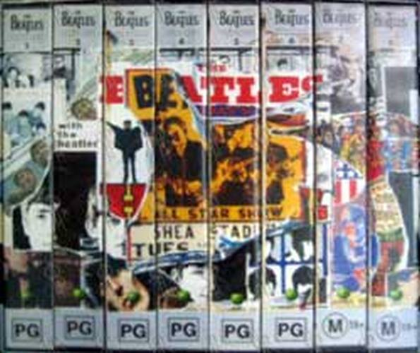 BEATLES-- THE - Anthology - 2