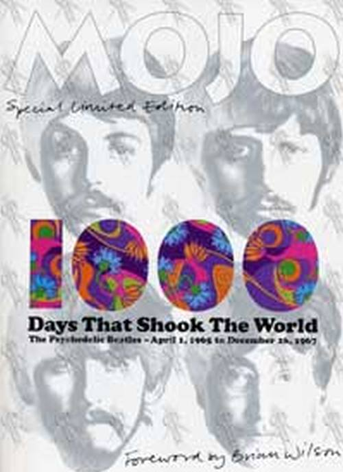 BEATLES-- THE - 'Mojo' - Days That Shook The World The Psychadelic Beatles - April 1