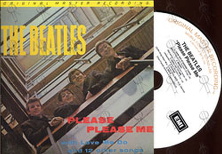 BEATLES-- THE - Please Please Me - 1