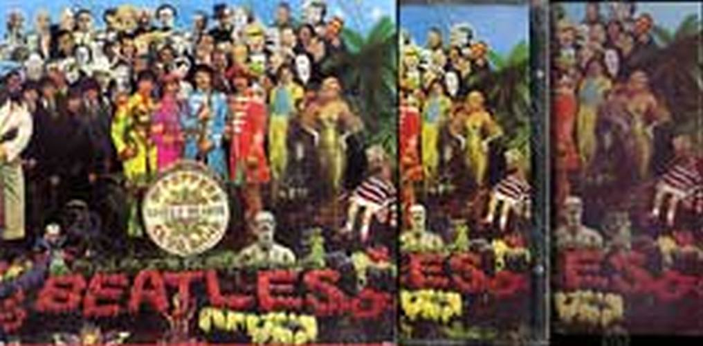 Beatles The Sgt Pepper S Lonely Hearts Club Album Cd
