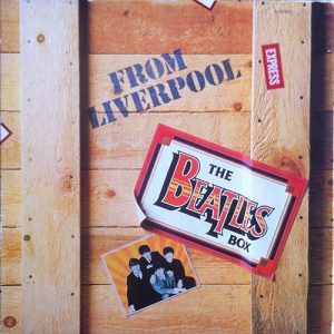 BEATLES-- THE - The Beatles Box - 1