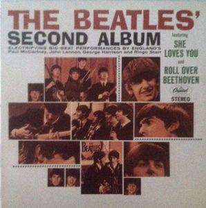 BEATLES-- THE - The Beatles' Second Album - 1