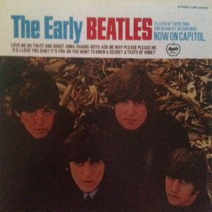 BEATLES-- THE - The Early Beatles - 1