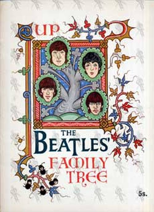 BEATLES-- THE - Up The Beatles' Family Tree - 1