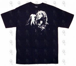 BECK - Navy Blue 'Beck Image' Design T-Shirt - 1