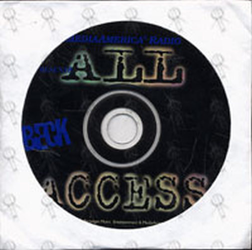 BECK - North America Radio Presents All Access With Beck - 1