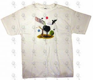BECK - White 'The Information' Design T-Shirt - 1