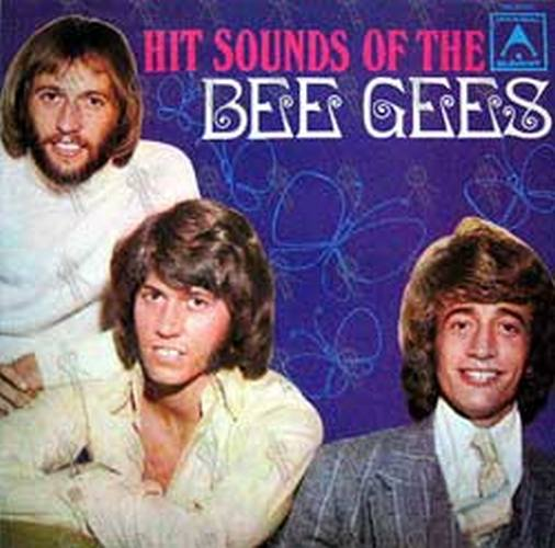 BEE GEES - Hit Sounds Of The Bee Gees - 1