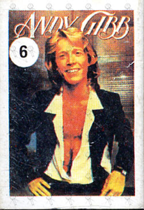 BEE GEES - Pelangi Match Box No. 6 Featuring Andy Gibb - 1