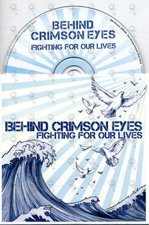 BEHIND CRIMSON EYES - Fighting For Our Lives - 1