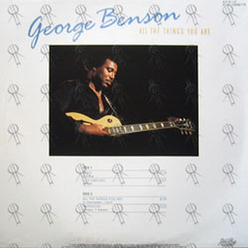 BENSON-- GEORGE - All The Things You Are - 2