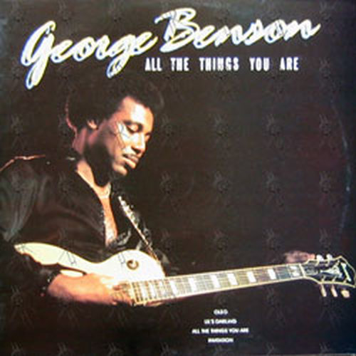 BENSON-- GEORGE - All The Things You Are - 1