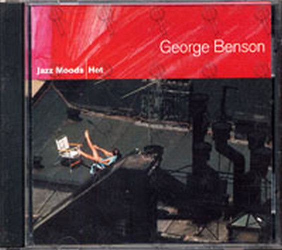 BENSON-- GEORGE - Jazz Moods - Hot - 1