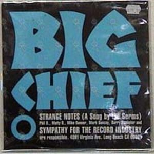 BIG CHIEF - Strange Notes (A Song By The Germs) - 1