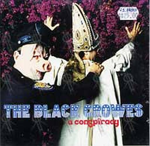 BLACK CROWES-- THE - A Conspiracy - 1