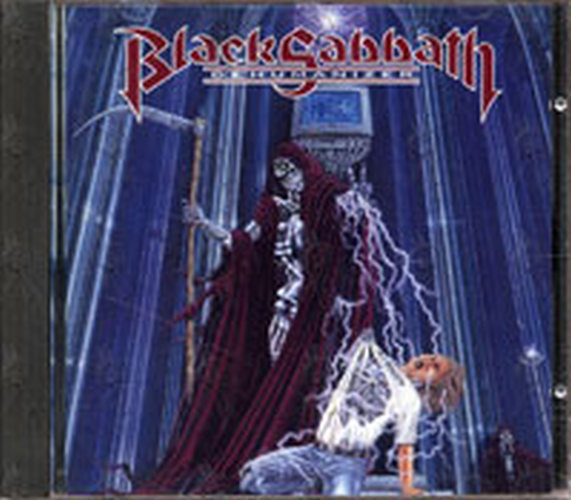 BLACK SABBATH - Dehumanizer - 1