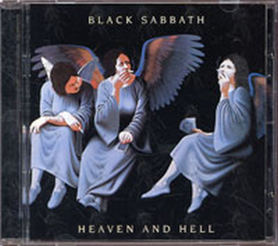 black sabbath heaven and hell album cd rare records. Black Bedroom Furniture Sets. Home Design Ideas