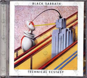 BLACK SABBATH - Technical Ecstacy - 1