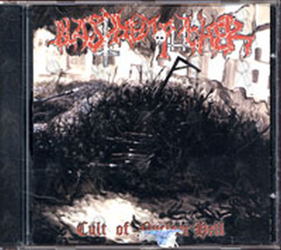 BLASPHEMOPHAGHER - Hellish Assault / Cult of Nuclear Hell - 1