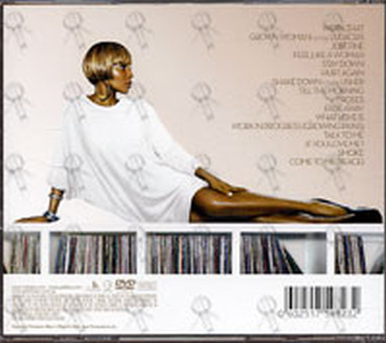 BLIGE-- MARY J - Growing Pains - 2