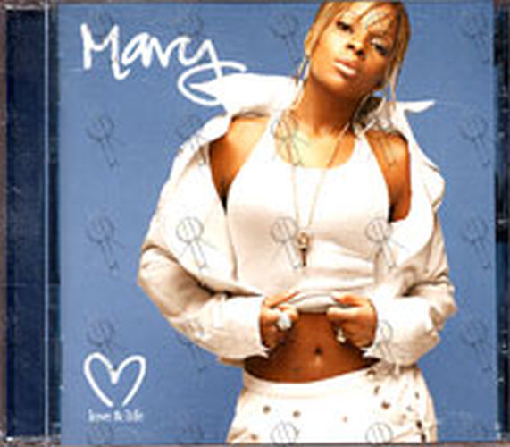 BLIGE-- MARY J - Love & Life - 1