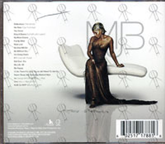 BLIGE-- MARY J - Reflections (A Retrospective) - 3