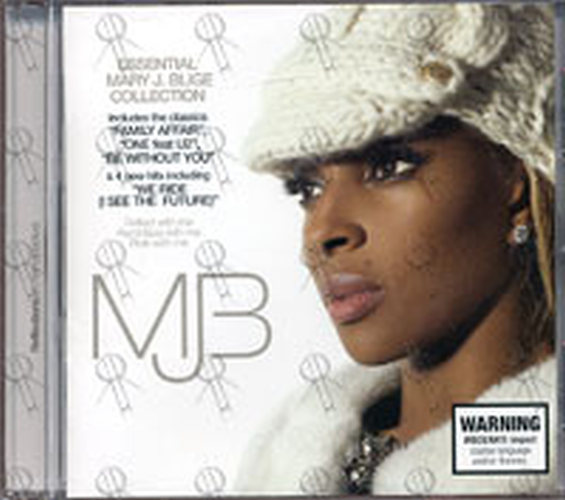 BLIGE-- MARY J - Reflections (A Retrospective) - 1