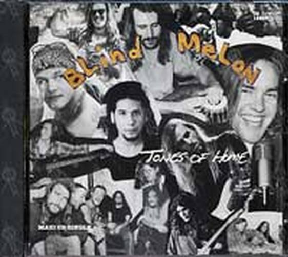 Blind Melon Tones Of Home Cd Single Ep Rare Records