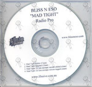Bliss N Eso Day Of The Dog Album Cd Rare Records