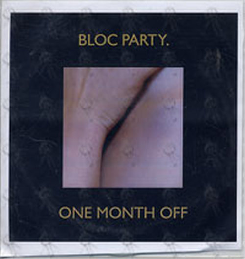 Bloc Party One Mouth Off